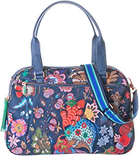 Oilily Amelie Sits M Carry All Black Iris