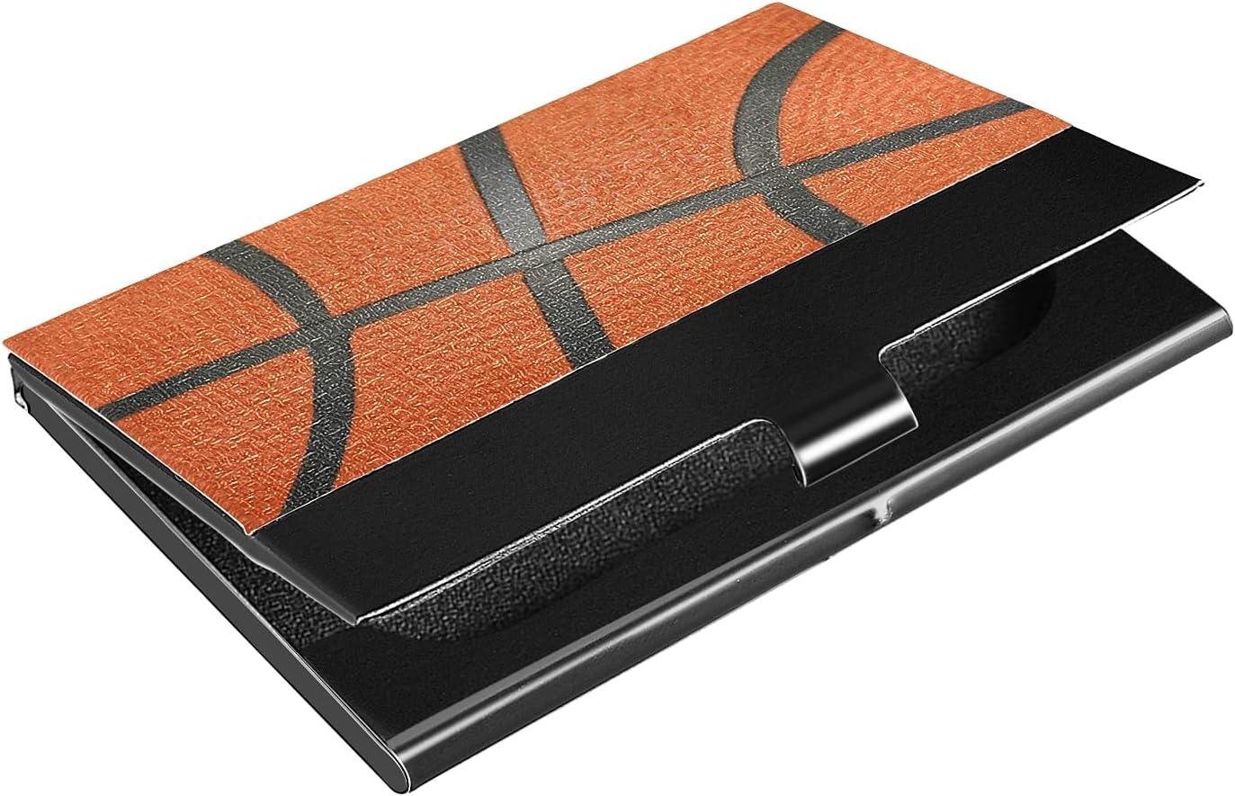 OcuteO Orange Free Shipping Cheap Bargain Gift Sport Ball Basketball Business Card Small Max 74% OFF Print Ho