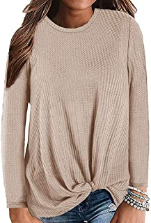 LAMISSCHE Womens Summer Short Sleeve V Neck T Shirt Casual Basic Tops with Leopard Pocket