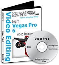 Software Video Learn SONY VEGAS PRO STUDIO 6 Training DVD Sale 60% Off training video tutorials DVD Over 8 Hours of Video Tutorials Training