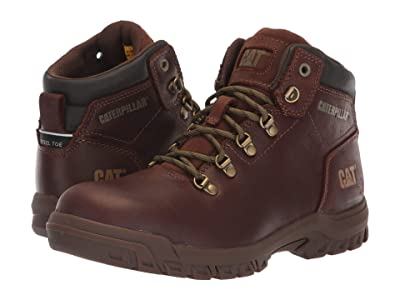 Caterpillar Mae Steel Toe WP (Cocoa) Women