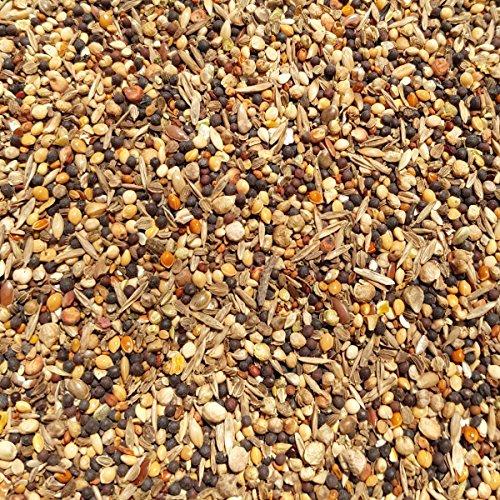 Supravit Unkrautsamen 1 kg - Ergänzungsfutter für Vögel