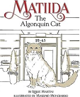 Matilda, The Algonquin Cat