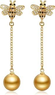 Best pearl pendant earrings Reviews