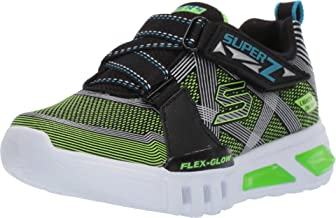 Skechers Kids Boy's Flex-Glow Parrox 90543L Lights (Little Kid/Big Kid)