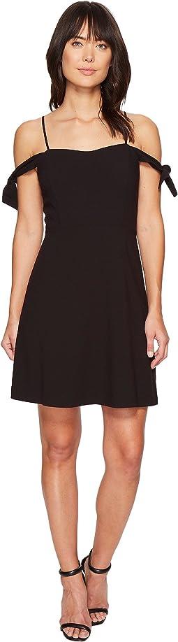 Stretch Crepe Dress KS4U7025