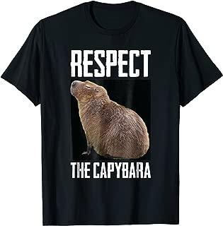 capybara shirt