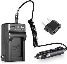 Kastar NB-8L Battery Charger for Canon CB-2LA CB-2LAE and Canon PowerShot A3000 IS, PowerShot A3100 IS, PowerShot A3150 IS, PowerShot A3200 IS, PowerShot A3300 IS, PowerShot A2200 Digital Camera