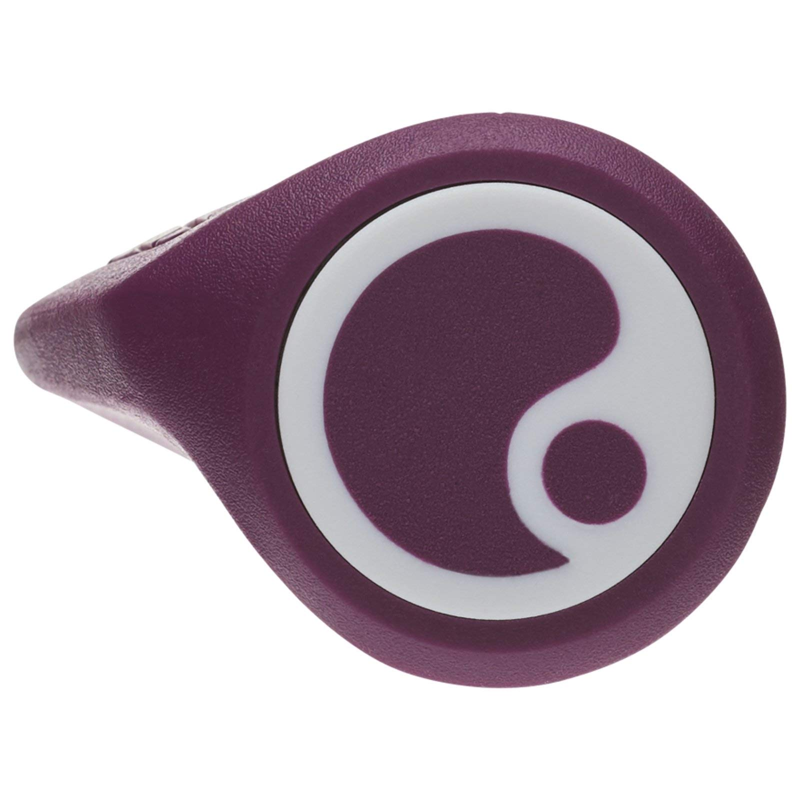 Ergon Grips Technical-GA3 Small Purple Reign Unisex Color Morado Mango para Bicicleta de Adulto