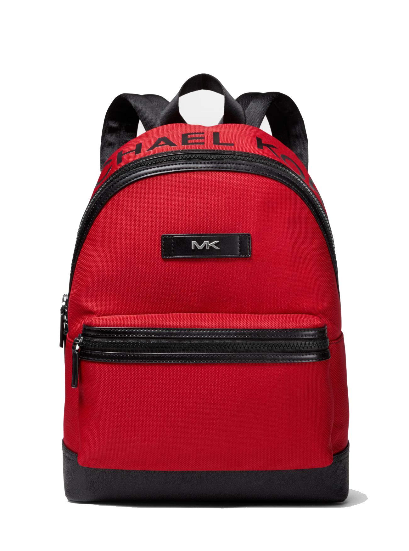 Michael Kors Backpack Crimson 37F9LKSB2C