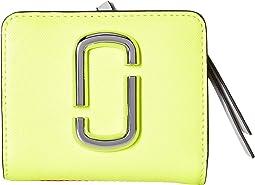 Snapshot Flouro Mini Compact Wallet