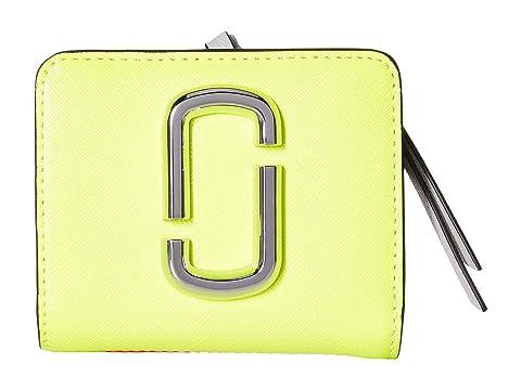 Marc Jacobs Snapshot Flouro Mini Compact Wallet