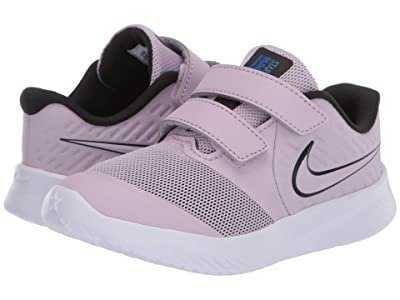 Nike Kids Star Runner 2 (Infant/Toddler) (Iced Lilac/Off Noir/Soar/White) Kids Shoes