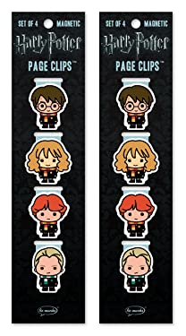 Re-marks Harry Potter Wizards Magnetic Page Clips (2 Pack)