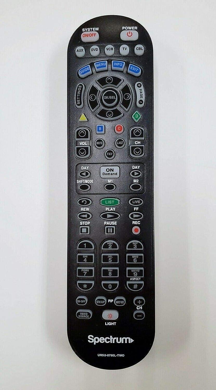5-DEVICE UNIVERSAL BRIGHT HOUSE REMOTE CONTROL DIGITAL HD DVR UR5U-8780L-BHI