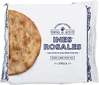 Ines Rosales Tortas de Aceite Anise Crisps (6, individually wrapped)