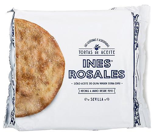 Patatas Fritas De Anís Ines Rosales Tortas De Aceite 6 Envueltas Individualmente Amazon Com Grocery Gourmet Food