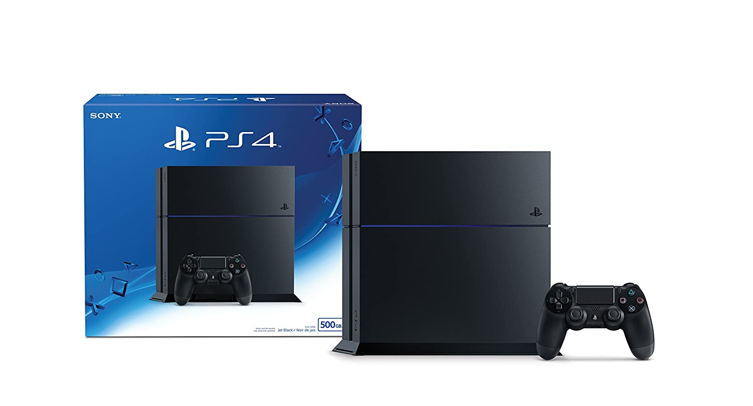 Sony PS4 500 GB Bundle with 1 Game