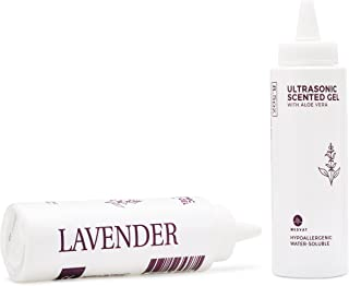 Medvat Clear Transmission Gel – Lavender Scented – 8.5 oz Bottle