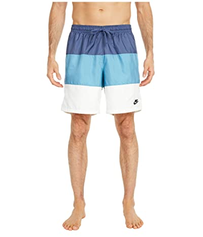Nike NSW Shorts Woven Novelty (Diffused Blue/Cerulean/Sail/Black) Men