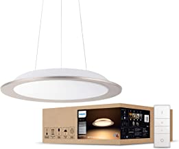 Philips Hue White Ambiance Muscari Smart LED Pendant Light