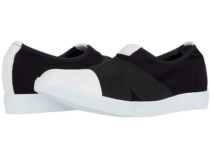 Munro Anjela (Black Fabric) Women's Shoes