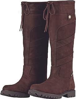 Dublin Ladies Kennet Chocolate Boots