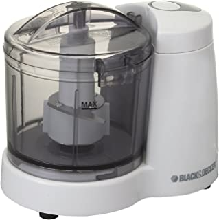Black+Decker 120-watt Mini Food Chopper, White - SC350, 2 Years Warranty