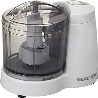 Black & Decker SC350 120-watt Food Chopper Processor, Mini, 220 to 240-volt