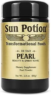 Sun Potion Pearl Powder (Sustainable, Freshwater) - Beauty & Spirit Tonic (80g)