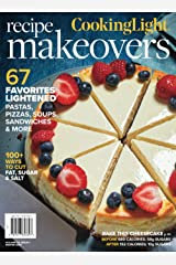 Cooking Light Recipe Makeovers Paperback