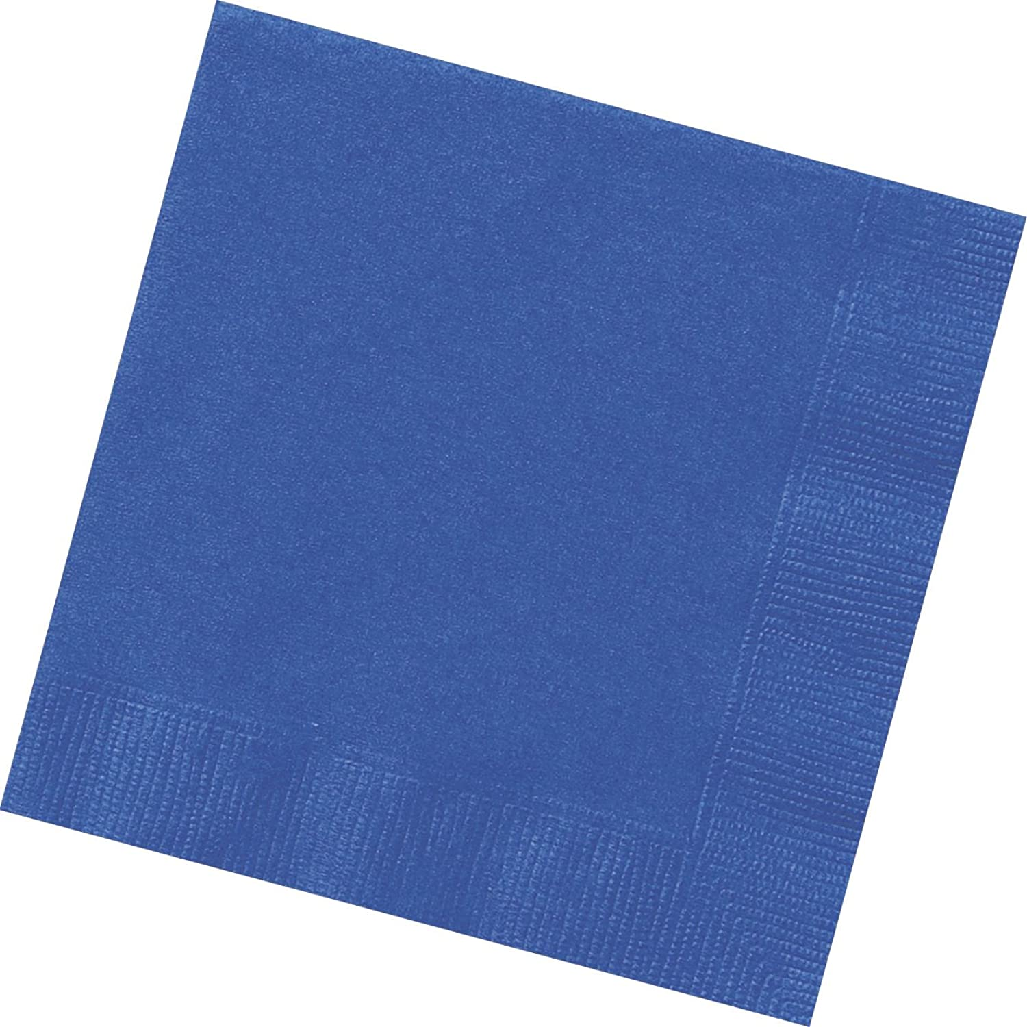 Wicked Wicked  AWESOME VALUE BULK PARTY TABLEWARE  ROYAL blueE  FREE UK POSTAGE  (1000 Pack, Paper Napkins)