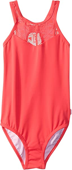 Seafolly Kids Summer Essentials High Neck Tank One-Piece (Little Kids/Big Kids)
