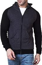 Veirdo Cotton Jacket for Men - Black