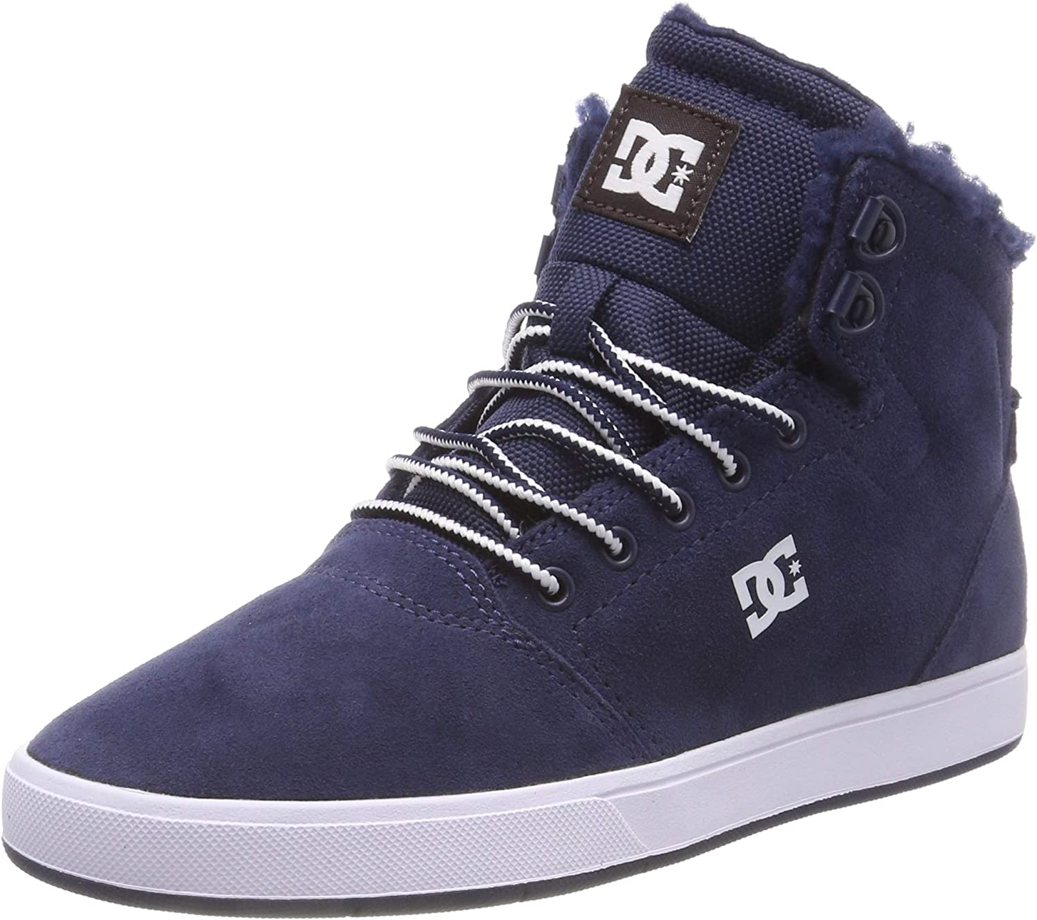 DC Crisis High WNT Navy Khaki