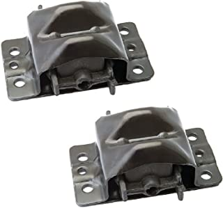 2 PCS FRONT LEFT AND RIGHT MOTOR MOUNT Fit 1982 1983 CHEVROLET C20 SUBURBAN (6.2L)