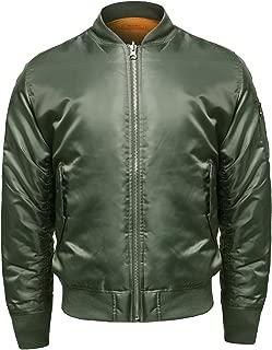 Best men's heavyweight bomber jacket Reviews