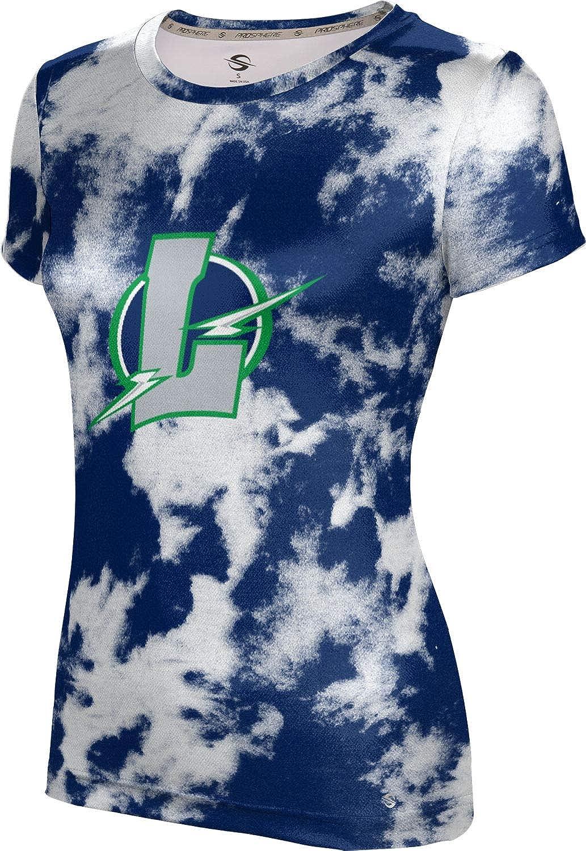 ProSphere Lapeer High School Girls' Performance T-Shirt (Grunge)