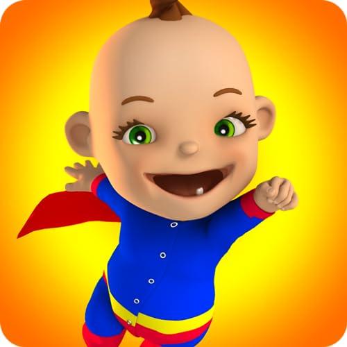 Baby Held 3D - Super Babsy Kid (Kostenlos)