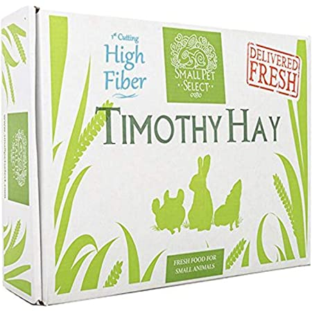 Small Pet Select 1st Cutting Timothy hay pet Food
