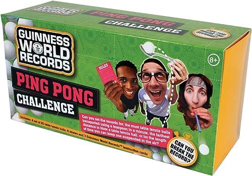 alta calidad general Guinness World Record Record Record Ping Pong Challenge  mejor precio