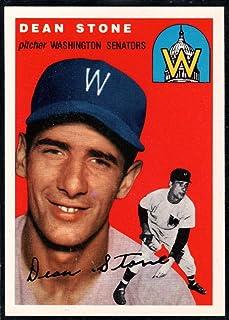 Baseball MLB 1994 Topps Archives 1954#114 Dean Stone #114 NM Senators