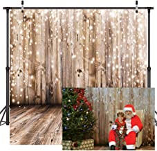 CYLYH 8x8ft Vinyl Photography Background Wood Floor Wall Photo Backgrounds Wedding Backdrop Photo Studio Props D098