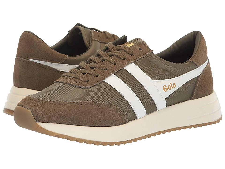 Gola Montreal (Khaki/Off-White) Women