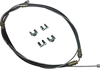 Rear Left Wagner BC138803 Premium Parking Brake Cable