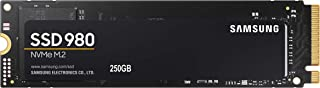 Samsung 980 Series - 250GB PCIe Gen3. X4 NVMe 1.4 - M.2 Internal SSD (MZ-V8V250B/AM)