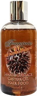 Fountain Jamaican Black Castor Oil Hair Food 8 Ounce