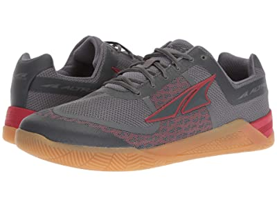 Altra Footwear Hiit XT 1.5 (Gray/Red) Men