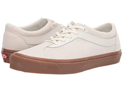 Vans Bold Ni ((Suede) Marshmallow/Gum) Athletic Shoes