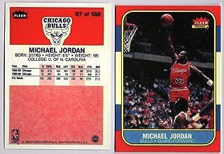 ab9b37d6a79 Amazon.com: Michael Jordan - Trading Cards / Sports: Collectibles ...